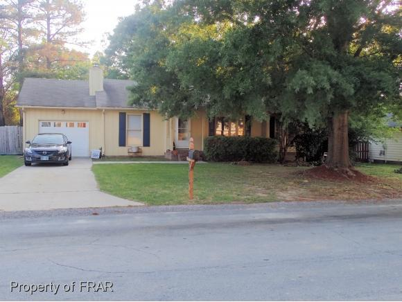 1016 Christina Street, Fayetteville, NC 28314 (MLS #538528) :: Weichert Realtors, On-Site Associates