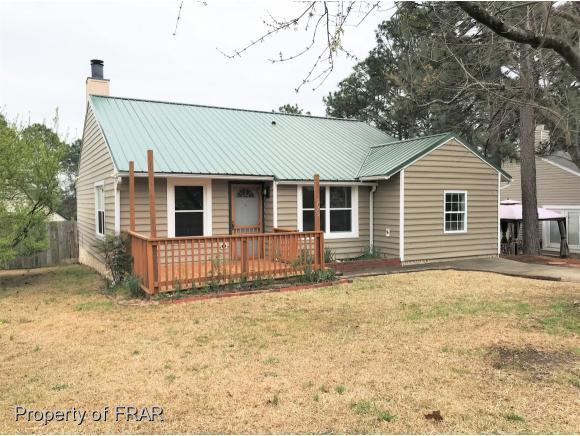 1775 Arrow Ridge Way, Fayetteville, NC 28304 (MLS #538532) :: Weichert Realtors, On-Site Associates