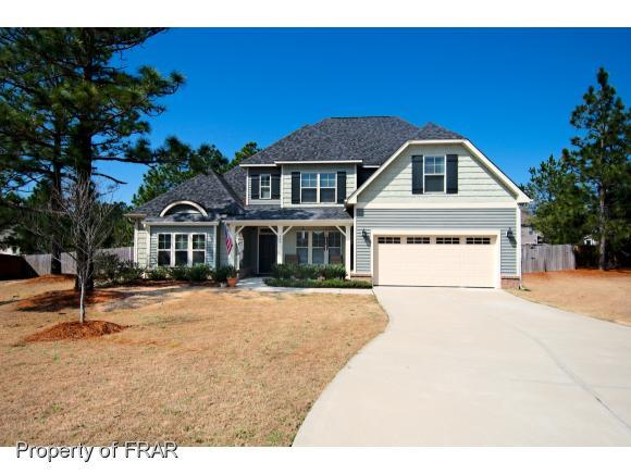 106 Courtyard Cir, Aberdeen, NC 28315 (MLS #538550) :: Weichert Realtors, On-Site Associates