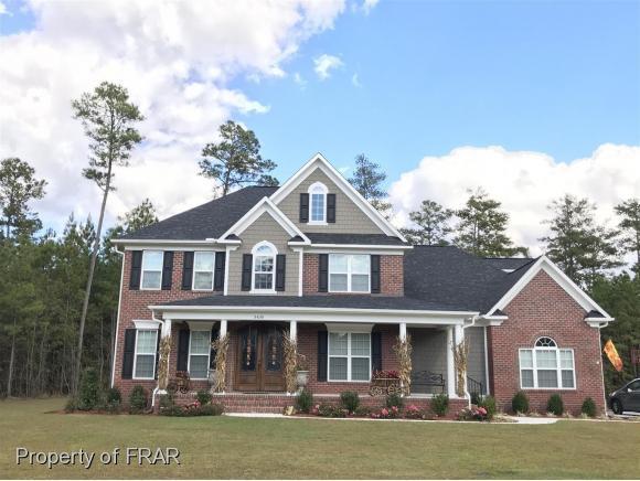 3430 Camberly Drive, Fayetteville, NC 28306 (MLS #538552) :: Weichert Realtors, On-Site Associates
