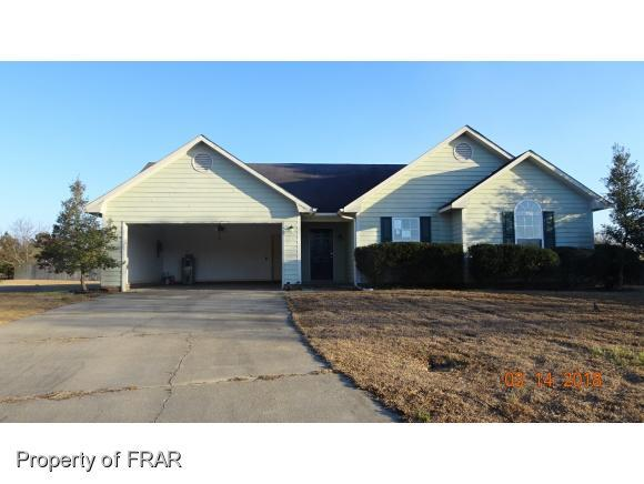 244 Sandy Bottom Lane, Raeford, NC 28376 (MLS #538556) :: Weichert Realtors, On-Site Associates