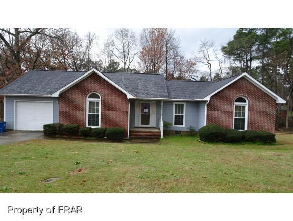 6937 Bone Creek Drive, Fayetteville, NC 28314 (MLS #538560) :: ERA Strother Real Estate
