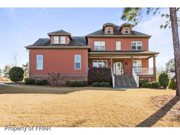 805 Kensington Park Rd., Fayetteville, NC 28311 (MLS #538726) :: Weichert Realtors, On-Site Associates