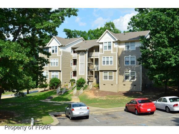 1022 Brookhollow Dr Unit 8, Fayetteville, NC 28314 (MLS #538773) :: Weichert Realtors, On-Site Associates