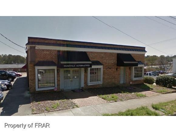 329 Carthage St, Sanford, NC 27330 (MLS #538946) :: Weichert Realtors, On-Site Associates