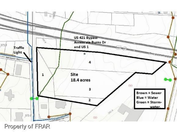0 Hawkins Ave, Sanford, NC 27330 (MLS #538964) :: Weichert Realtors, On-Site Associates