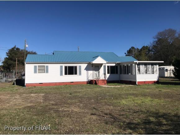 3394 Cumberland Rd, Fayetteville, NC 28306 (MLS #538985) :: Weichert Realtors, On-Site Associates