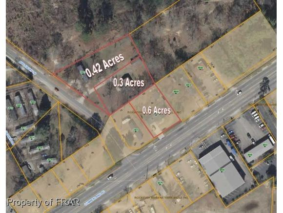 4868 Cumberland Rd, Fayetteville, NC 28306 (MLS #539014) :: Weichert Realtors, On-Site Associates