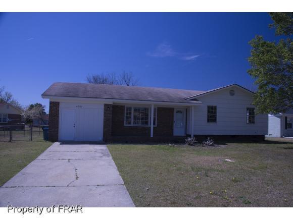 6507 Bonnie Bell Ln, Fayetteville, NC 28314 (MLS #539177) :: Weichert Realtors, On-Site Associates