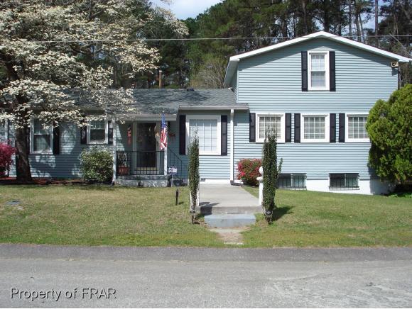 3850 Red Oak, Fayetteville, NC 28306 (MLS #539235) :: Weichert Realtors, On-Site Associates