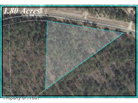 Lot 3 South River Road, Lillington, NC 27546 (MLS #539318) :: Weichert Realtors, On-Site Associates