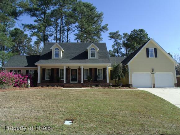 6053 Iverleigh Circle, Fayetteville, NC 28311 (MLS #539341) :: Weichert Realtors, On-Site Associates
