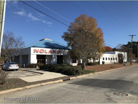 125 Drake St, Fayetteville, NC 28301 (MLS #539369) :: Weichert Realtors, On-Site Associates