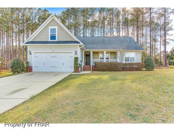 536 Orchard Falls Drive, Spring Lake, NC 28390 (MLS #539407) :: Weichert Realtors, On-Site Associates