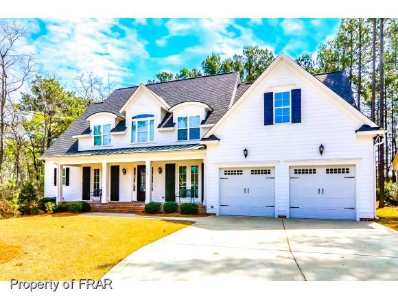 76 Micahs Way N, Spring Lake, NC 28390 (MLS #539425) :: Weichert Realtors, On-Site Associates
