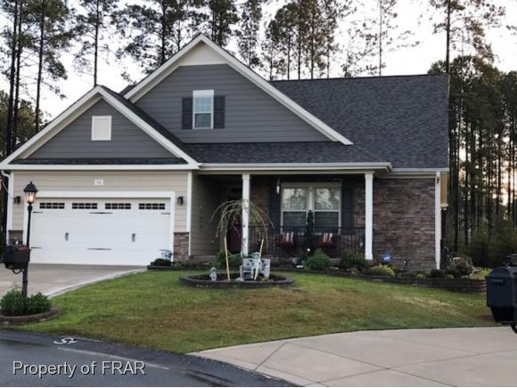 56 Glen Bend Court, Spring Lake, NC 28390 (MLS #539483) :: Weichert Realtors, On-Site Associates