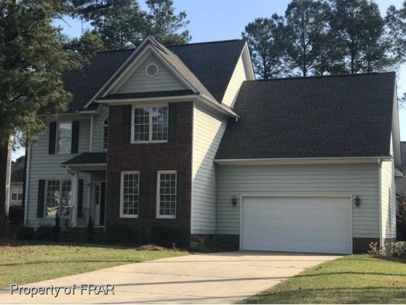 605 Whispering Pines Dr, Spring Lake, NC 28390 (MLS #539733) :: Weichert Realtors, On-Site Associates