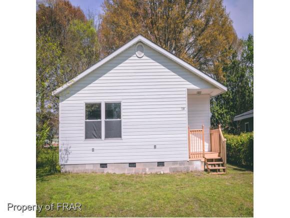504 Townsend St, Dunn, NC 28334 (MLS #539796) :: Weichert Realtors, On-Site Associates
