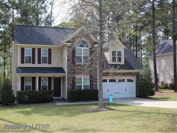 56 Orchard Falls Dr, Spring Lake, NC 28390 (MLS #539860) :: Weichert Realtors, On-Site Associates