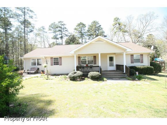 484 Baker Road, Cameron, NC 28326 (MLS #539872) :: Weichert Realtors, On-Site Associates