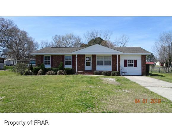 16840 Douglas Ave, Laurinburg, NC 28352 (MLS #539908) :: Weichert Realtors, On-Site Associates