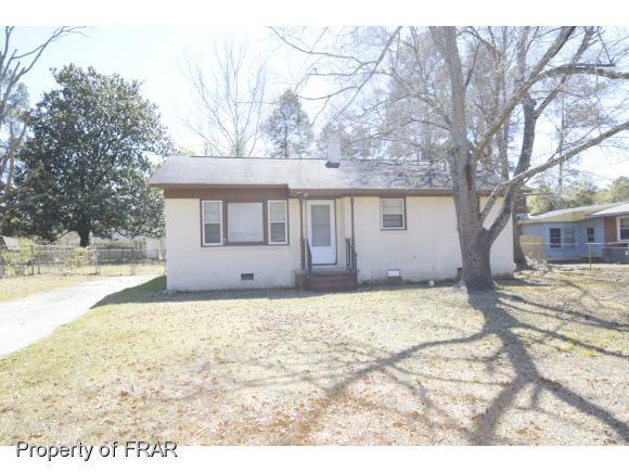 323 Jefferson Dr, Fayetteville, NC 28304 (MLS #539970) :: Weichert Realtors, On-Site Associates