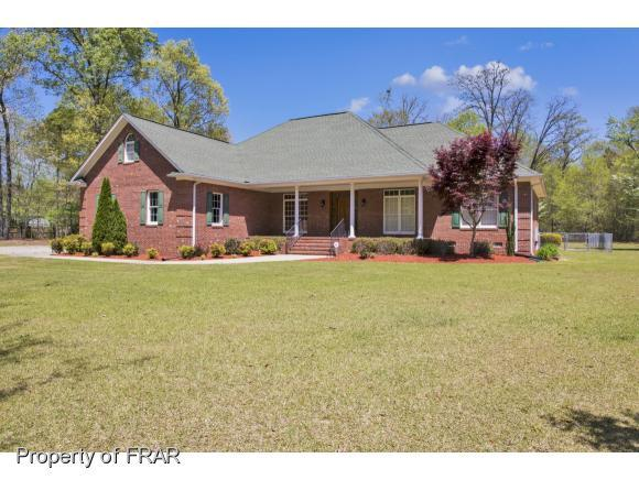2711 Bullard Ct, Fayetteville, NC 28312 (MLS #540197) :: Weichert Realtors, On-Site Associates