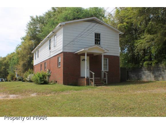 909 Ellis St, Fayetteville, NC 28305 (MLS #540229) :: Weichert Realtors, On-Site Associates