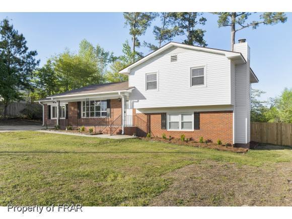 7303 Godfrey, Fayetteville, NC 28303 (MLS #540495) :: Weichert Realtors, On-Site Associates