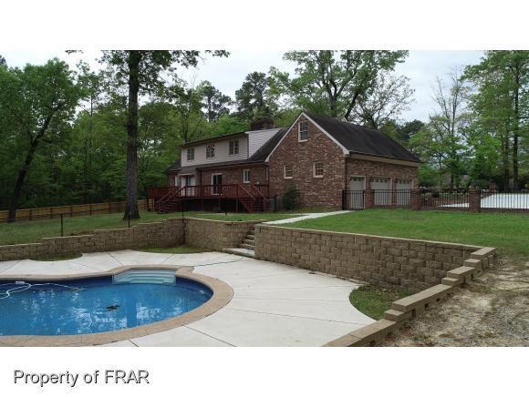 2061 Rayconda Rd., Fayetteville, NC 28304 (MLS #540786) :: Weichert Realtors, On-Site Associates