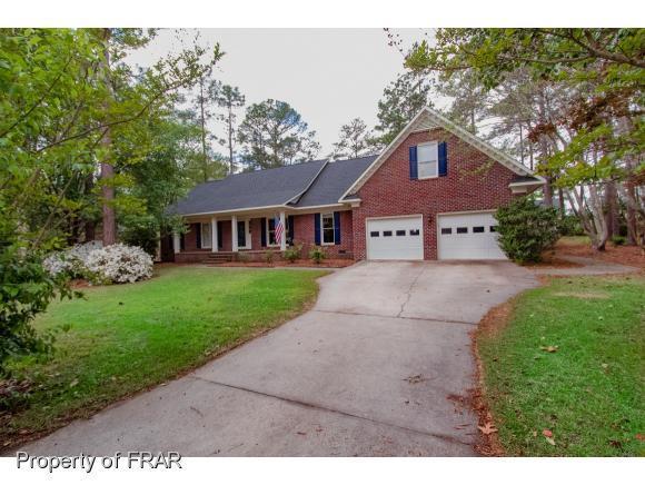 2079 Loganberry Drive, Fayetteville, NC 28304 (MLS #540790) :: Weichert Realtors, On-Site Associates