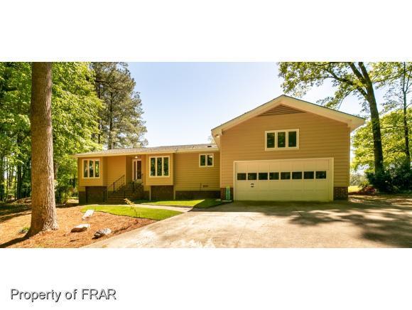 291 Fairway Lane, Sanford, NC 27332 (MLS #540961) :: Weichert Realtors, On-Site Associates