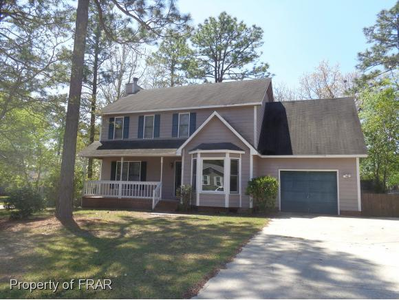 7315 Navarro Street, Fayetteville, NC 28314 (MLS #541042) :: Weichert Realtors, On-Site Associates