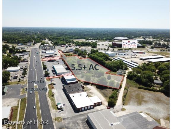 332 Star Lane, Fayetteville, NC 28306 (MLS #541391) :: Weichert Realtors, On-Site Associates