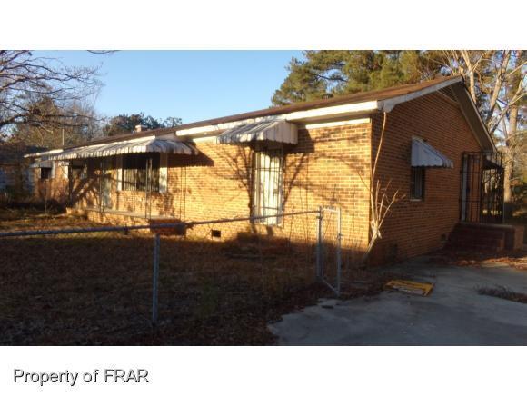 205 Church St, Lumberton, NC 28358 (MLS #541497) :: Weichert Realtors, On-Site Associates
