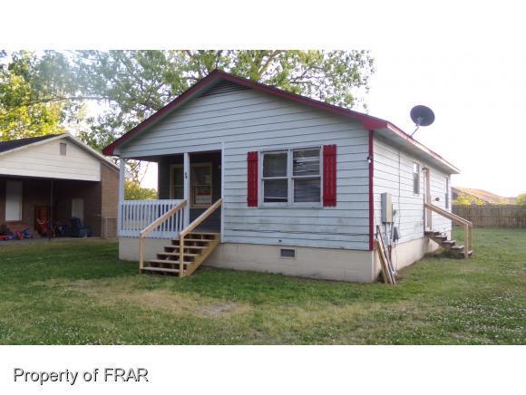 29 Bryant St, Lumberton, NC 28358 (MLS #541897) :: Weichert Realtors, On-Site Associates