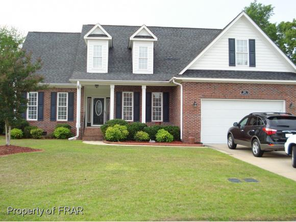 3942 Birkhoff Ln, Fayetteville, NC 28304 (MLS #541976) :: Weichert Realtors, On-Site Associates
