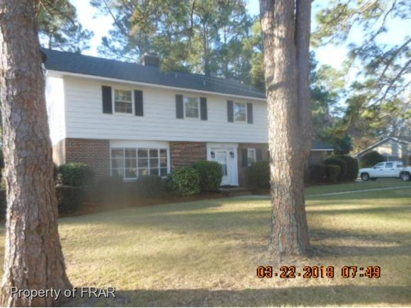 414 Dunmore, Fayetteville, NC 28303 (MLS #542018) :: Weichert Realtors, On-Site Associates