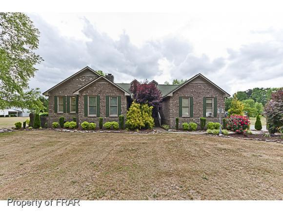 10401 Scotland Farm Road, Laurinburg, NC 28352 (MLS #542026) :: Weichert Realtors, On-Site Associates