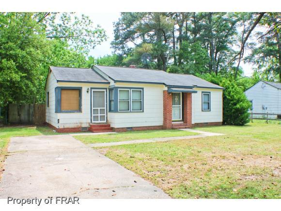 5207 Walnut Dr, Fayetteville, NC 28304 (MLS #542062) :: Weichert Realtors, On-Site Associates