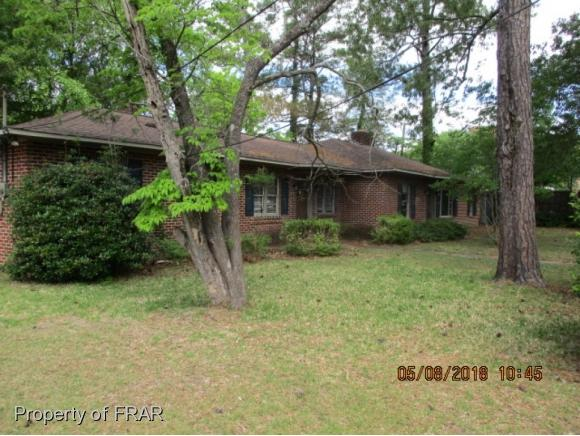 2601 N Mcmillan Ave, Lumberton, NC 28358 (MLS #542071) :: Weichert Realtors, On-Site Associates