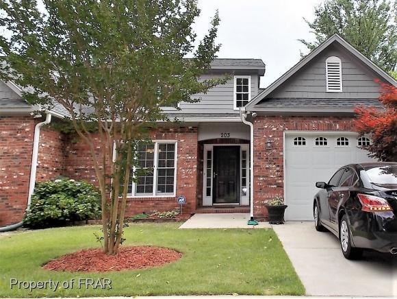 203 Azalea Bluff Drive, Fayetteville, NC 28301 (MLS #542214) :: Weichert Realtors, On-Site Associates