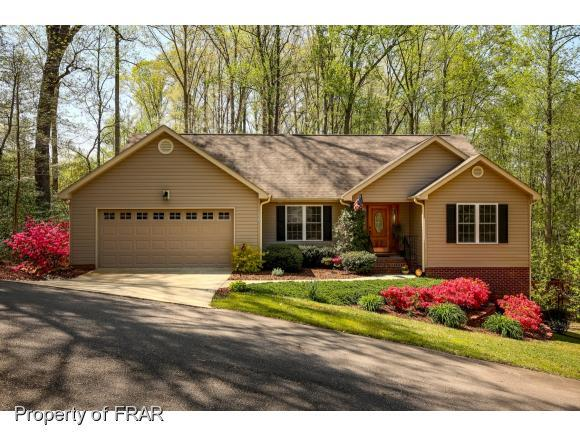 3232 Argyll Drive, Sanford, NC 27332 (MLS #542261) :: Weichert Realtors, On-Site Associates