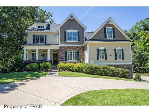 426 Southampton Court, Fayetteville, NC 28305 (MLS #542409) :: Weichert Realtors, On-Site Associates