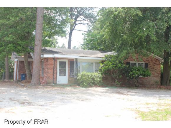 7539 Telfair Dr., Fayetteville, NC 28303 (MLS #542437) :: Weichert Realtors, On-Site Associates