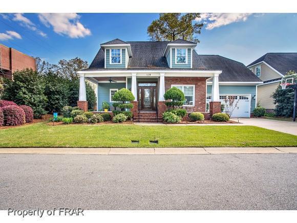 119 Oakridge Avenue, Fayetteville, NC 28305 (MLS #542494) :: Weichert Realtors, On-Site Associates