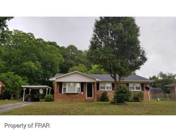 2133 Biltmore Drive, Fayetteville, NC 28304 (MLS #542567) :: Weichert Realtors, On-Site Associates
