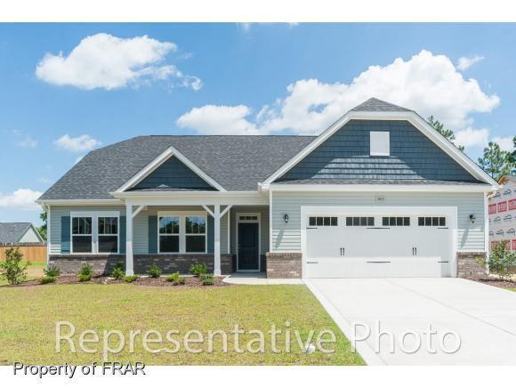 1240 Whitney Drive, Aberdeen, NC 28315 (MLS #542627) :: Weichert Realtors, On-Site Associates