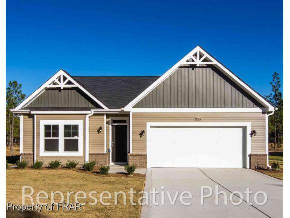 1310 Whitney Drive, Aberdeen, NC 28315 (MLS #542637) :: Weichert Realtors, On-Site Associates