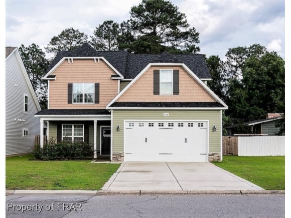 2560 Mcneill Circle, Fayetteville, NC 28303 (MLS #542647) :: Weichert Realtors, On-Site Associates